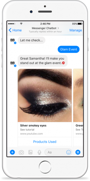 beauty-industry-chatbot