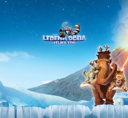 Ice Age 5 – Space Adventure