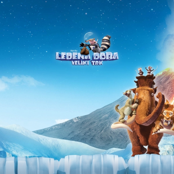 Ice Age 5 – Space Adventure