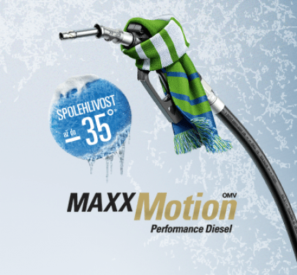 MaxxMotion campaign – OMV Czech Republic
