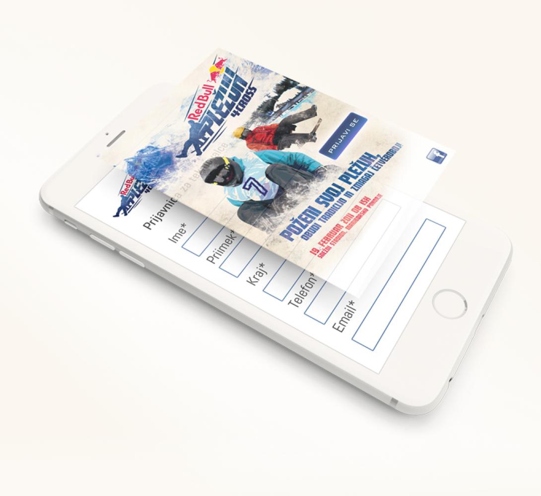 Red Bull – Pležuh 4 Cross